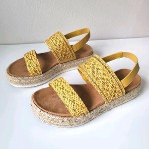 American Rag Karli espadrille platform sandals